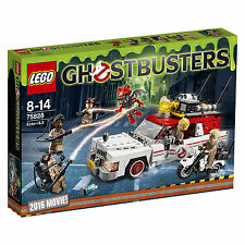 LEGO® Ghostbusters™ 75828 Ecto-1 & 2 NEU OVP NEW MISB NRFB