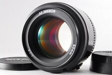 【A- Mint】 Nikon AF NIKKOR 50mm f/1.4 Prime Lens w/Caps From JAPAN #2122