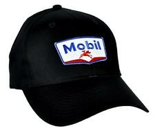 Mobil Oil Company Hat Baseball Cap Alternative Clothing 90's Grunge