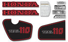 1982 Honda CT110 Trail - 9 pc. decal set