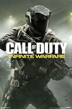 CALL OF DUTY - INFINITE WAR - KEY ART POSTER - 22x34 VIDEO GAME 15044