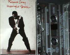 ROBERT CRAY BAND FEAT MEMPHIS HORNS MIDNIGHT STROLL CASSETTE