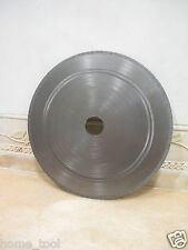 "2 x 180mm 7"" THK Diamond Super Thin 1mm jewelry lapidary saw blade cutting disc"