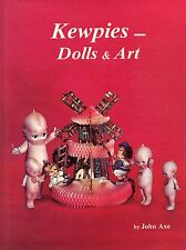 Rose O'Neill Kewpie Dolls - History Makers Types Values / Illustrated Book