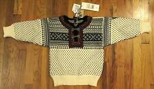 DALE of NORWAY sweater kids small NORDIC sweater NWT