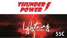 Thunder Power RC Lightning Series 55C 5000mAh 6-Cell/6S 22.2V LiPo Battery USA