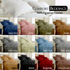 1000TC Comfort Soft Sheet Set Collection in All new 10 Colors in 100% Cotton