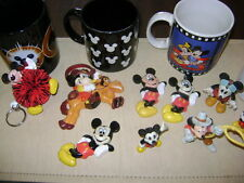 Large lot of Mickey Mouse items  ****look****