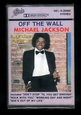 PHILIPPINES:MICHAEL JACKSON - Off The Wall Cassette,Tape,MC,RARE,