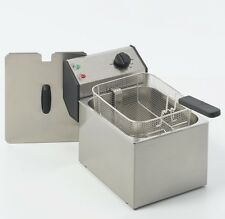 Roller Grill FD80 Single Countertop Fryer (Boxed New)