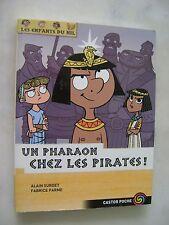 Fabrice Parme - Les enfants du Nil 9 - Un pharaon chez les pirates !