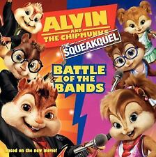 The Squeakquel : Battle of the Bands by Annie Auerbach (2009, Paperback)