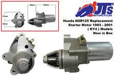 Honda NSR125 NSR 125 Motor De Arranque Repuesto 1993 - 2001 (KY4) Nuevo en Caja