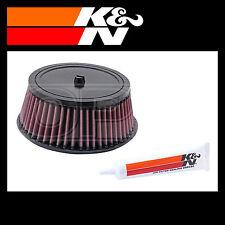 K&N Air Filter Motorcycle Air Filter- Fits Suzuki, Kawasaki - SU-4000
