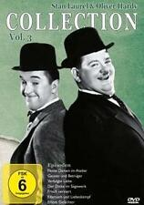 STAN LAUREL & OLIVER HARDY COLLECTION VOL. 3 | DVD | Dick & Doof | NEU/OVP