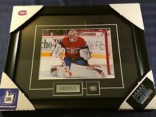 MONTREAL CANADIENS Carey Price unsigned 8x10 Hockey Frame Cadre photo butterfly