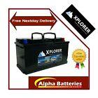 12V Low Height 110AH Xplorer Leisure Battery Caravan | Motorhome 4 Year Warranty