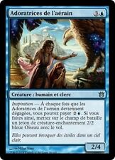 MTG Magic BNG - (4x) Aerie Worshippers/Adoratrices de l'aérain, French/VF