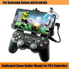 Game Holder Mount for PS3 Controller Pad for Samsung Galaxy Note4 N9100
