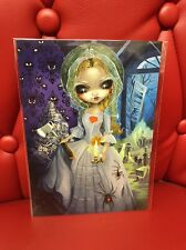 "Disney Wonderground Gallery ""The Bride Returns"" Jasmine Becket-Griffith"