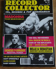 Record Collector, May 1999, Madonna, Genesis P-Orridge, Belle & Sebastian