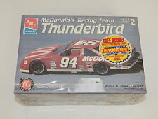 AMT ERTL McDonal's Racing Team Thunderbird SEALED R11151