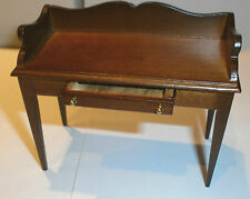 dolls house furniture writing desk 1/12th scale toy