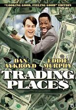 TRADING PLACES - EDDIE MURPHY - WIDESCREEN DVD - SHIPS 1st CLASS MAIL NEXT DAY