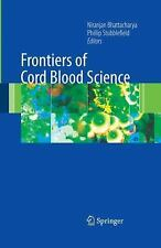 Frontiers of Cord Blood Science, , New Book