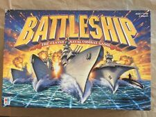 Battleship Board Game 2002 English and Spanish Complete