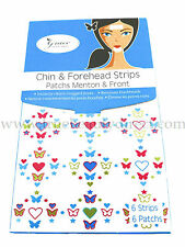 12 GRACE YOUR FACE STRIPS & PATCHES FOR T-ZONE CHIN FOREHEAD REMOVES BLACKHEADS