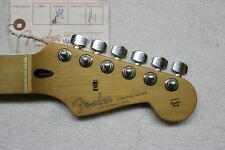 Fender Road Worn Player Strat NECK & TUNERS Stratocaster Relic Maple NEW NOS