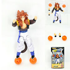 Hot Sell!2015 DragonBall Z DBZ SS4 Gogeta ACTION FIGURE 5