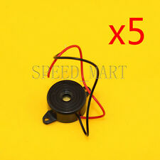 5 PCS 95DB Alarm DC 3-24V 12V 5V Electronic Buzzer Continuous Beep Piezoelectric