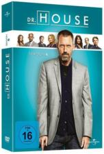 Dr. House - Staffel 6 (2011) 6DVDs