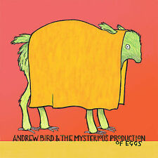 Andrew Bird & the Mysterious Production of Eggs by Andrew Bird (CD, Feb-2005, Ri