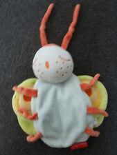 Les bebettes papillon bébé couette/couverture/jouet doux couverture peluche dou