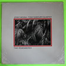 Jenny Menna Flute Tony Gaboury Guitar Sealed  Private Label Maine LP