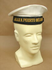 Argentina Navy Puerto Belgrano Base Ship Sailor Hat Military Cap