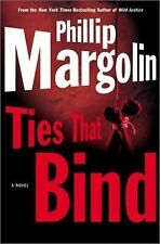 Ties That Bind by Phillip Margolin (2003) HC 1st edition AS NEW