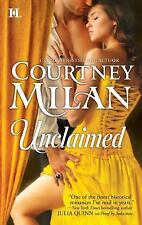 G, Unclaimed (Hqn), Courtney Milan, 0373776039, Book