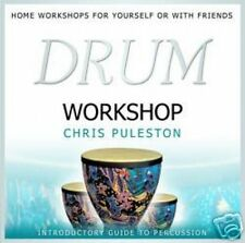 DRUM WORKSHOP  - CHRIS PULESTON  ( CD )