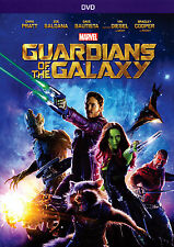 GUARDIANS OF THE GALAXY (DVD, 2014) - NEW SEALED DVD