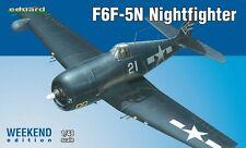 Eduard 1/48 Kit Modélisme 84133 Grumman F6F-5N Hellcat Nightfighter