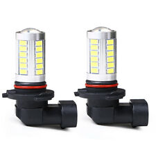 2x 9005 HB3 White 7000k Car Led Bulbs Replacement for Fog Driving Light Hot Sale