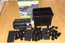 1600 gallon   BIO Pond UV  Filter w/ 9 Watt Pond UV  Light Sterilizer