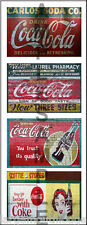 WEATHERED HO SCALE WATERSLIDE BUILDING DIORAMA LAYOUT SIGNS SODA STORE BB2