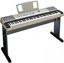 New Yamaha YPG-535 88-Key Portable Grand Digital Piano Keyboard W/Stand+Adapter
