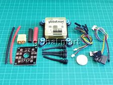 CC3D Flight Control 32Bits with Shock Absorber + Power Distribution Board w/XT60