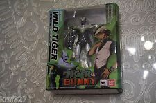 Wild Tiger;  Tiger and Bunny figure - Ban Dai - BRAND NEW IN JAPANESE BOX